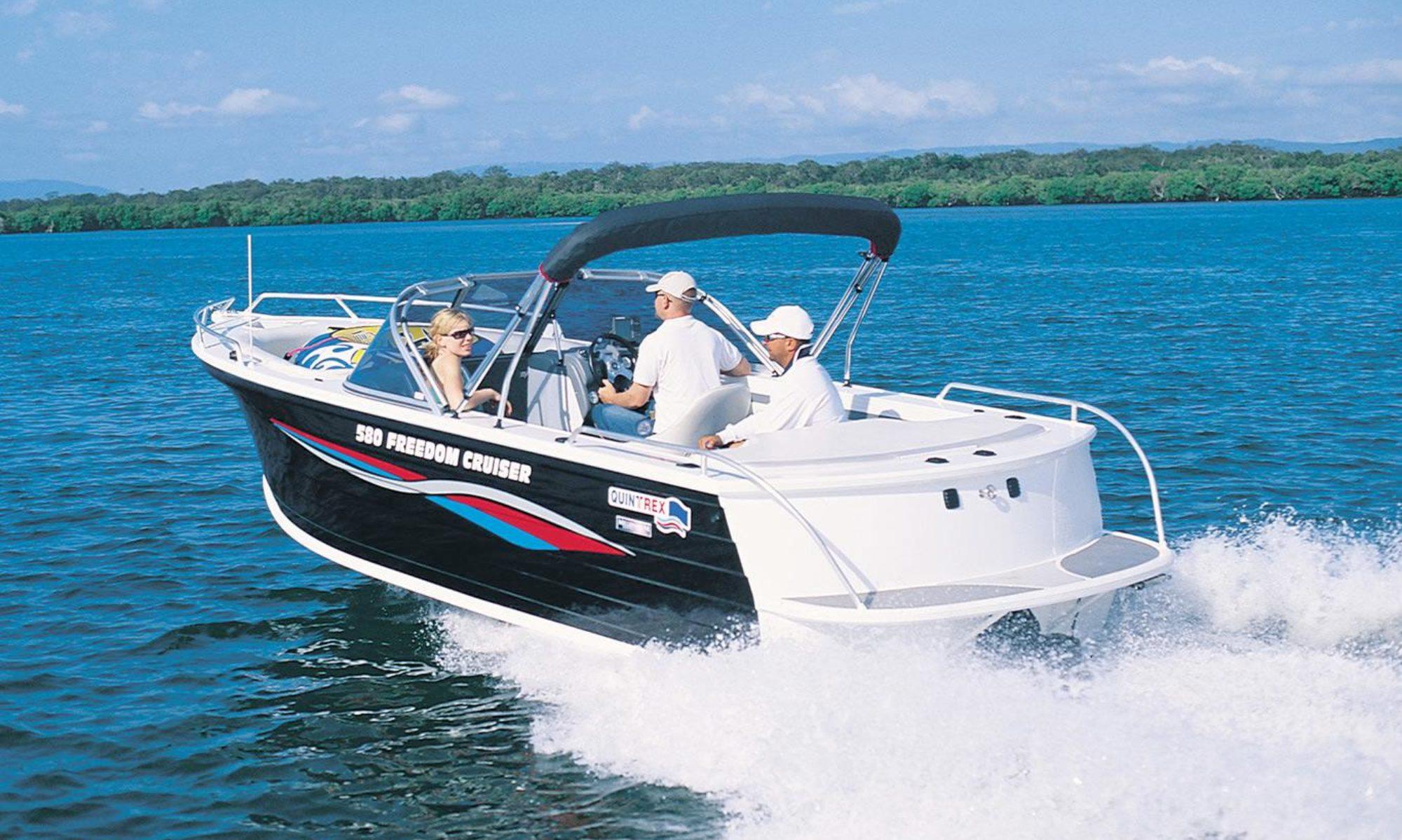 quintrex boats FL
